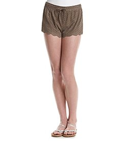 Hippie Laundry Scalloped Shorts