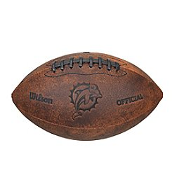 Wilson NFL® Miami Dolphins Throwback Football - 9