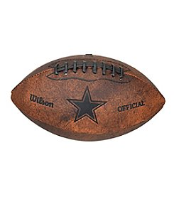 Wilson NFL® Dallas Cowboys Throwback Football - 9