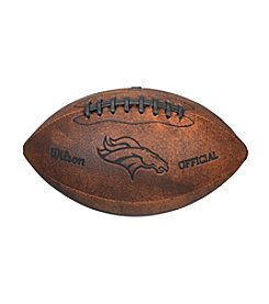 Wilson NFL® Denver Broncos Collectible Football