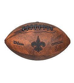 Wilson NFL® New Orleans Saints - Throwback Football - 9