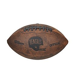 Wilson NFL® Cincinnati Bengals Throwback Football - 9