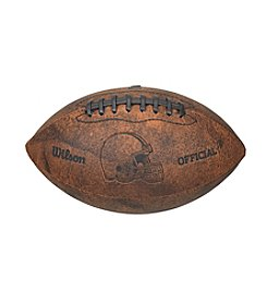 Wilson NFL® Cleveland Browns Throwback Football - 9