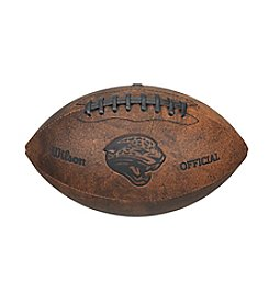 Wilson NFL® Jacksonville Jaguars Throwback Football - 9