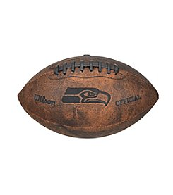 Wilson NFL® Seattle Seahawks Throwback Football - 9