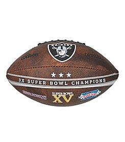 Wilson NFL® Oakland Raiders - 9