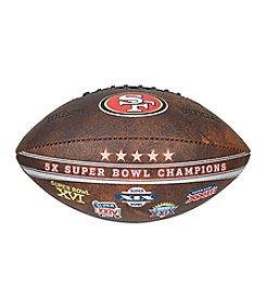 Wilson NFL® San Francisco 49ers - 9