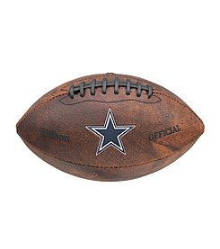 Wilson NFL® Dallas Cowboys Color Throwback Football - 9