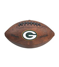 Wilson NFL® Green Bay Packers Color Throwback Football - 9
