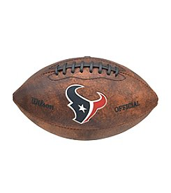 Wilson NFL® Houston Texans Color Throwback Football - 9