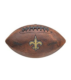 Wilson NFL® New Orleans Saints Color Throwback Football - 9
