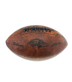Wilson NFL® Baltimor Ravens Throwback Football - 11