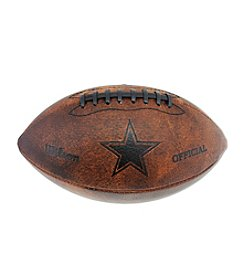 Wilson NFL® Dallas Cowboys Throwback Football - 11
