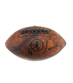 Wilson NFL® Washington Redskins Throwback Football - 11