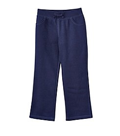 Mix & Match Girls' 4-6X Fleece Pants