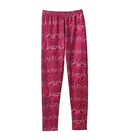 Miss Attitude Girls' 7-16 Bohemian Printed Leggings