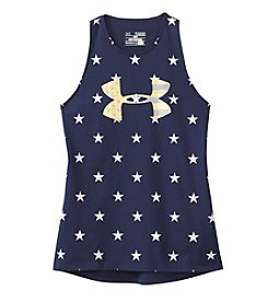 Under Armour® Girls' 7-16 USA Tank with Stars