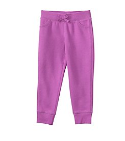 Mix & Match Girls' 2T-4T Fleece Joggers