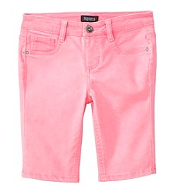 Squeeze® Girls' 7-16 Core Essential Bermuda Shorts