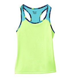 Mambo Girls' 7-16 Colorblock Tank