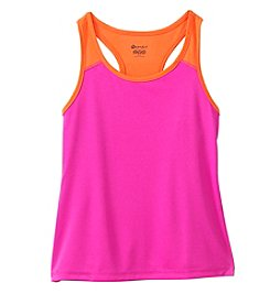 Mambo® Girls' 7-16 Colorblock Tank