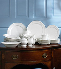 Mikasa® Antique White 45-pc. Dinnerware Set