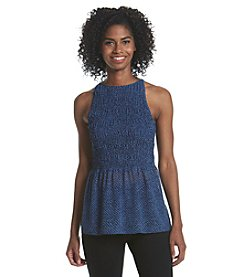 MICHAEL Michael Kors® Fit And Flare Halter Top