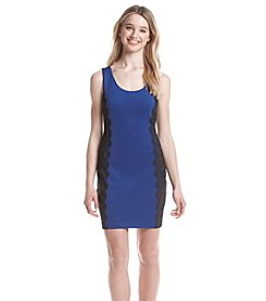 GUESS Scuba Sheath Dress