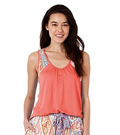 Echo Pajama Tank Top