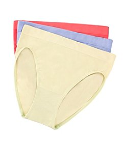 Wacoal® B-Smooth High Cut Briefs 3-Pack