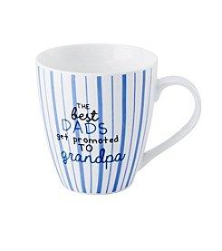 Pfaltzgraff® Best Dads Get Promoted To Grandpa Mug