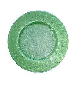 Villeroy & Boch® Verona Green Glass Charger