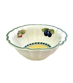 Villeroy & Boch® French Garden Fleurence Fluted Rice Bowl