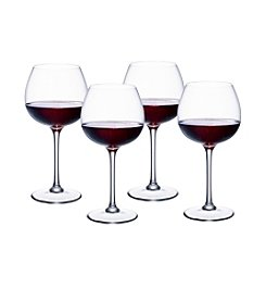 Villeroy & Boch® Purismo Set of 4 Full-Bodied Red Wine Goblets