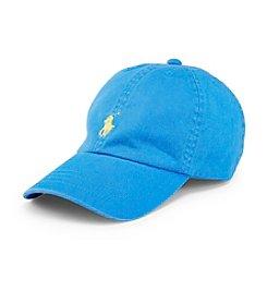 Ralph Lauren Childrenswear Boys' 8-20 Chino Sports Hat