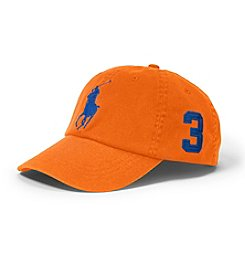 Ralph Lauren Childrenswear Boys' 8-20 Big Pony Hat