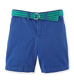 Polo Ralph Lauren® Boys' 2T-7 Shorts With Belt