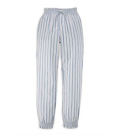 Ralph Lauren Childrenswear Girls' 7-16 Striped Pants