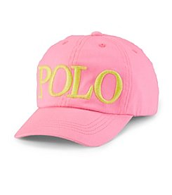Polo Ralph Lauren® Girls' 7-16 Chino Hat