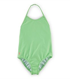 Polo Ralph Lauren® Girls' 2T-6X One-Piece Swimsuit
