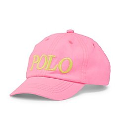 Polo Ralph Lauren® Girls' 2T-6X Chino Hat