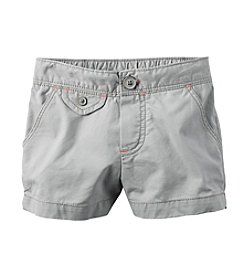Carter's® Girls' 4-6X Twill Shorts