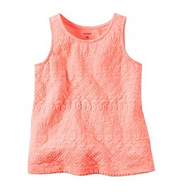 Carter's® Girls' 2T-6X Geo Printed Tank