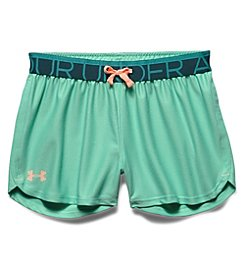 Under Armour® Girls' 7-16 Play Up Shorts