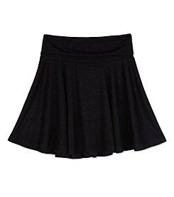 A. Byer Girls' 7-16 Skater Skirt