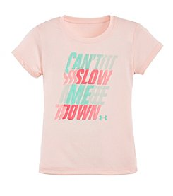 Under Armour® Girls' 4-6X Short Sleeve