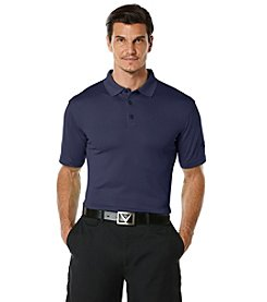 Callaway® Men's Solid Opti-Dri Short Sleeve Polo