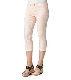 Democracy Skinny Crop Jeans