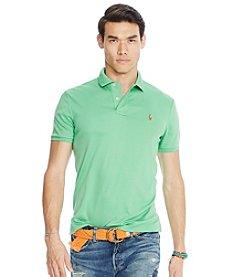 Polo Ralph Lauren® Men's Custom-Fit Pima Soft-Touch Polo Shirt