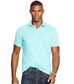 Polo Ralph Lauren® Men's Stretch-Mesh Short Sleeve Polo Shirt